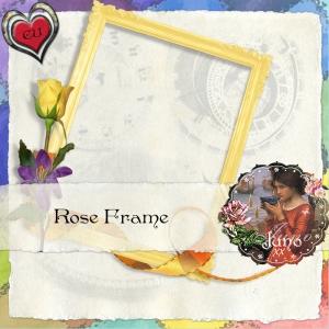 juno CU Rose Frame
