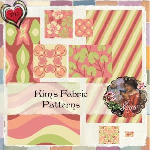 juno Kim's Fabric Patterns