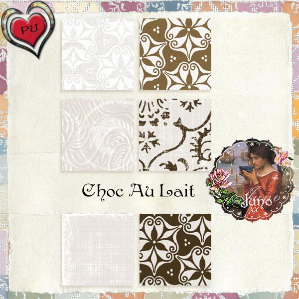 juno Choc Au Lait Closeups