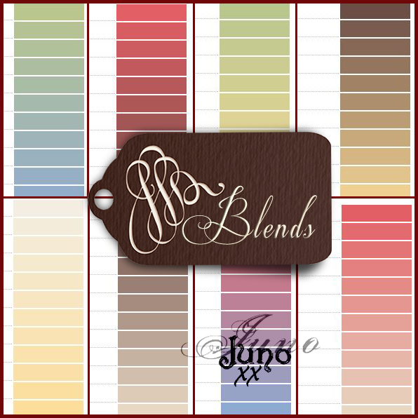 Blends Display Template2