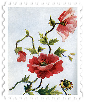 juno-Poppies-Stamp