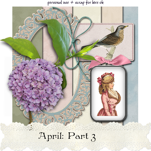 "Free scrapbook ""April: Part 3"" by Junosplace"