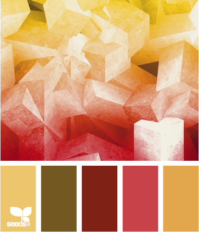 Inspiration designseeds Abstract Color