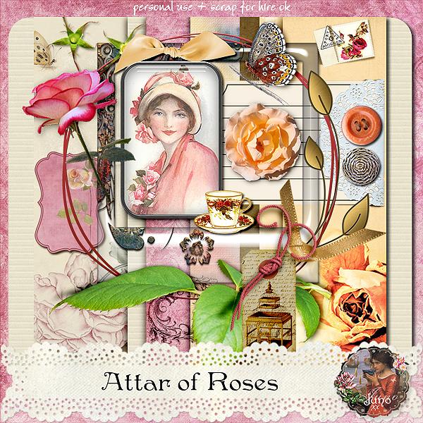 _juno Attar of Roses