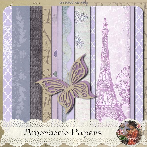 _juno Amoruccio Papers