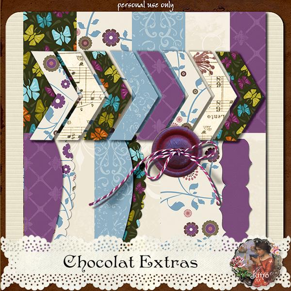 _juno Chocolat Extras