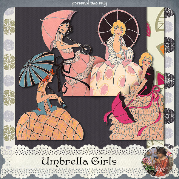 _juno Petrichor Umbrella Girls