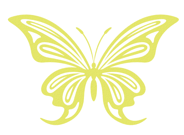 juno Chartreuse Butterfly Details