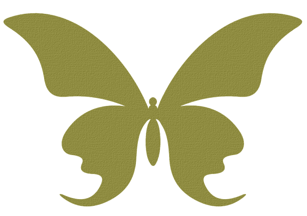 juno Chartreuse Butterfly