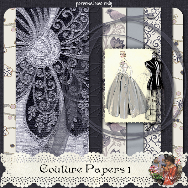 juno Couture Papers 1