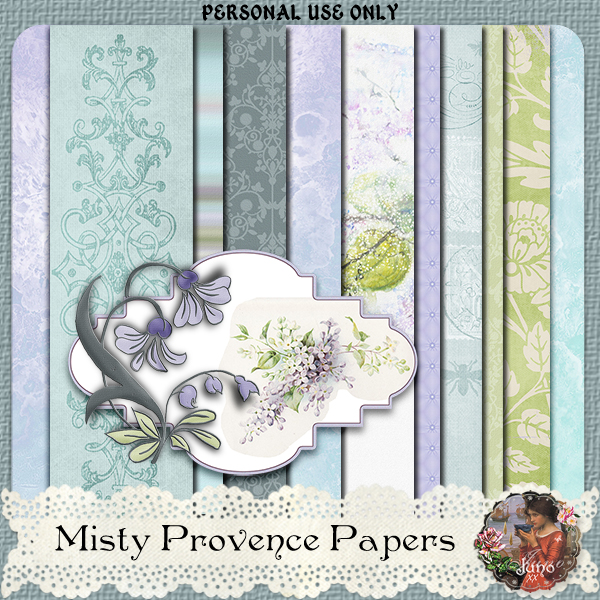 _juno Misty Provence Papers