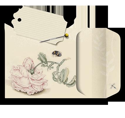 juno Attar of Roses Envelope web