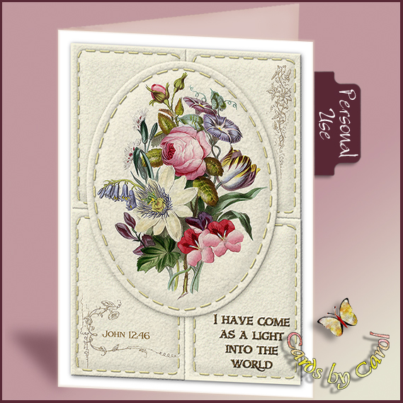 _juno 5x7 Quilted Floral 2