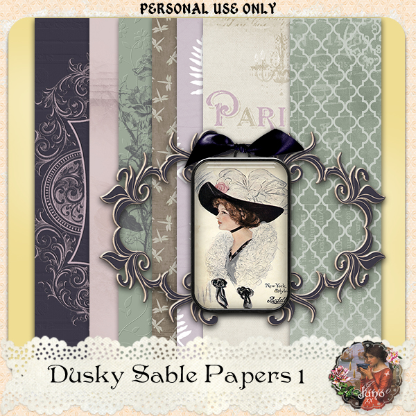 _juno Dusky Sable Papers 1