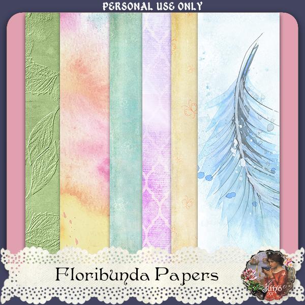 _juno Floribunda Papers