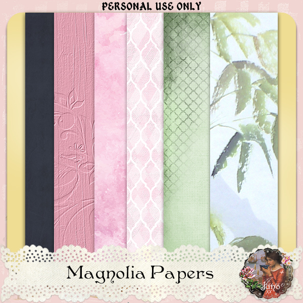 _ juno Magnolia Papers