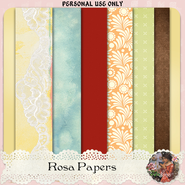 _juno Rosa Papers