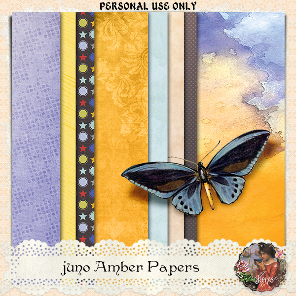 _juno Amber Papers