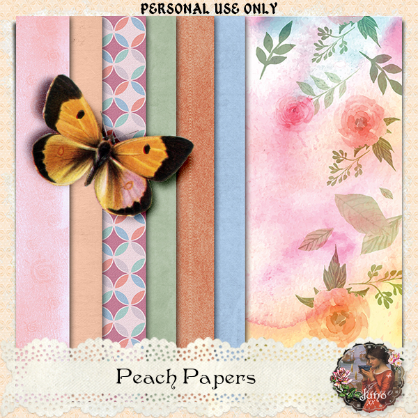 _juno Peach Papers